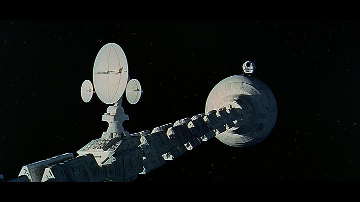 Space Odyssey Spacecraft 2001 a Space Odyssey 196