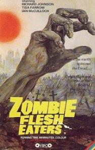 zombie flesh vhs